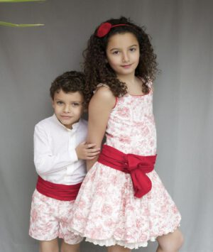 Niña y Niño